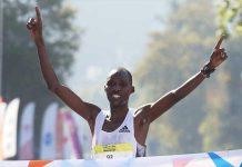 Maratón en Chile