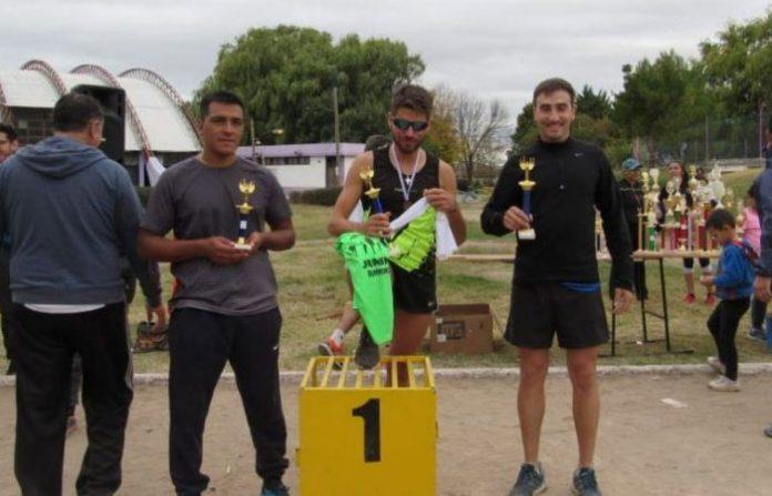Prueba deportiva Solidaria