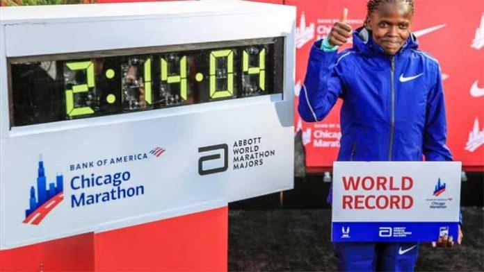 Nuevo record mundial en 42 k realizado en Chicago